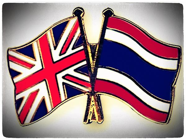 Thai-UK-Flag