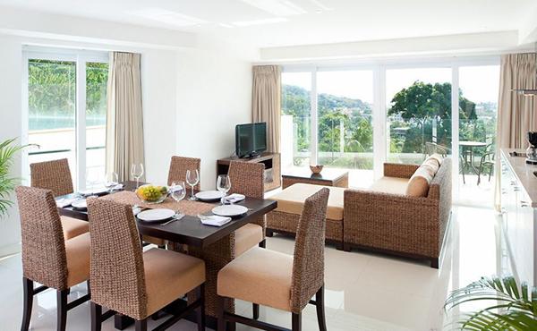 Kata Ocean View Residences