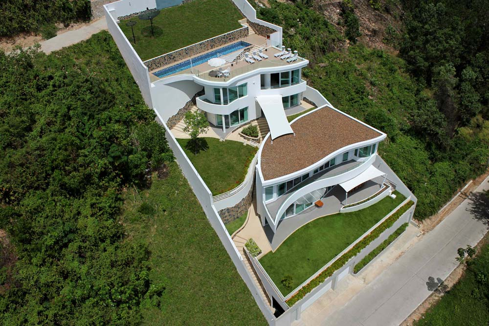 Villa Neptune Charming Luxury Southern Phuket on Modern Two Storey House Design