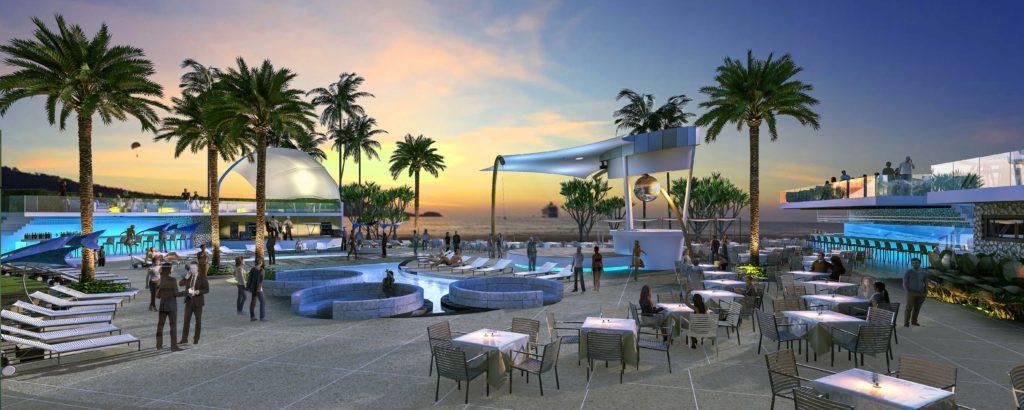 The Bay and Beach Club Heats Up with KUDO Beach Club