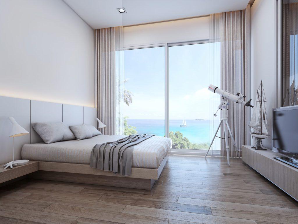 Naka Bay Sea View Condominium – A Fine Choice for a Holiday Home