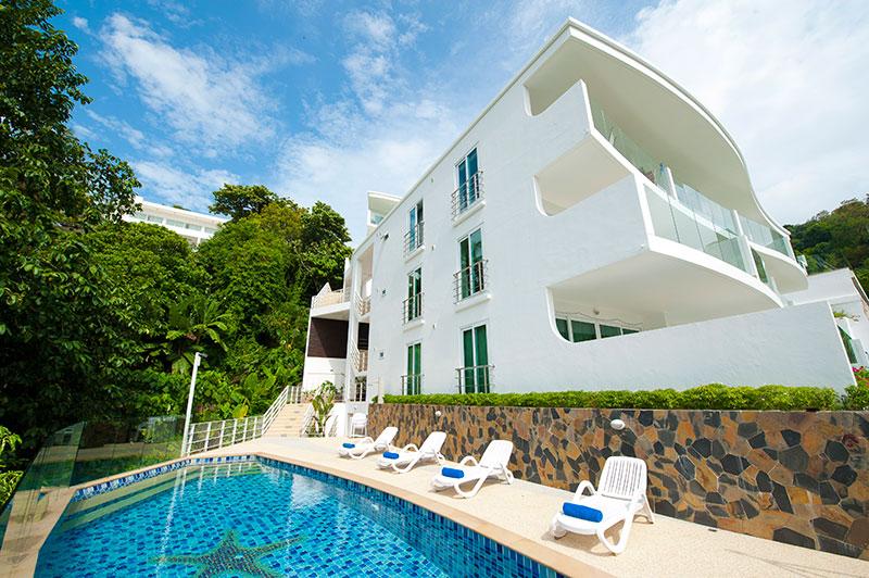 Enjoy a Tropical Escape at Kata Ocean View Residences