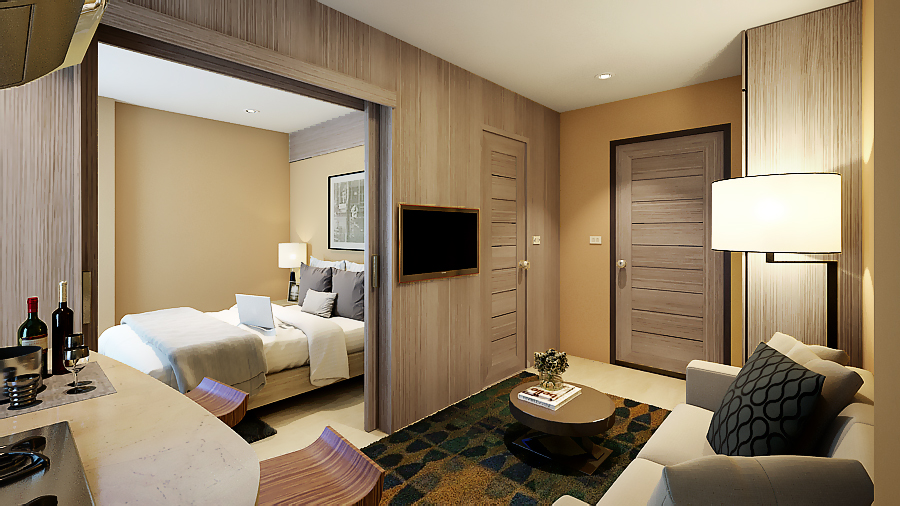 Patong Bay Residence - Luxurious Convenience in Patong