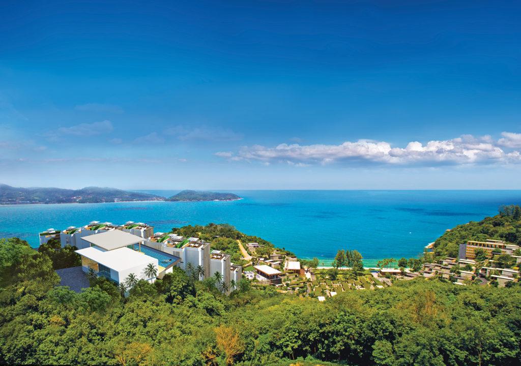 Naka Bay Sea View Condominium Comes to Life
