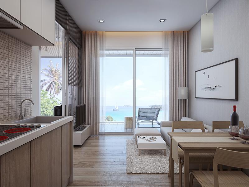Steady Progress at Naka Bay Sea View Condominium