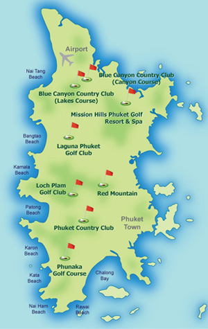 A Hole in One with Phuket Holiday Services