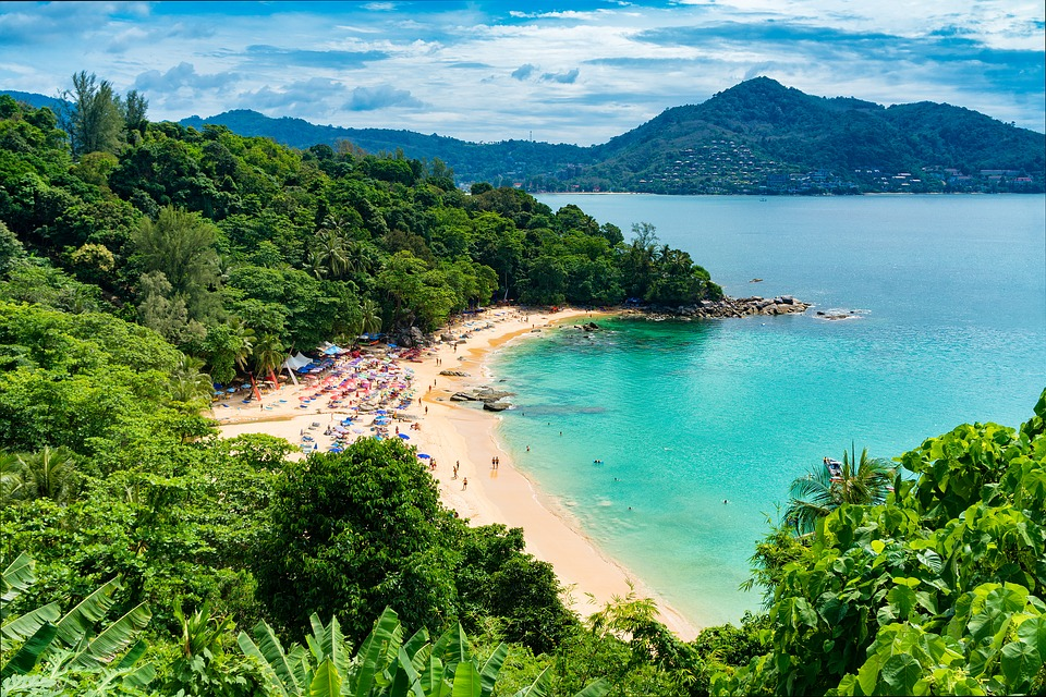 Celebrate Thai New Year with Phuket Holiday Services