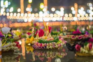 It's November – and that means it's time for Loy Krathong