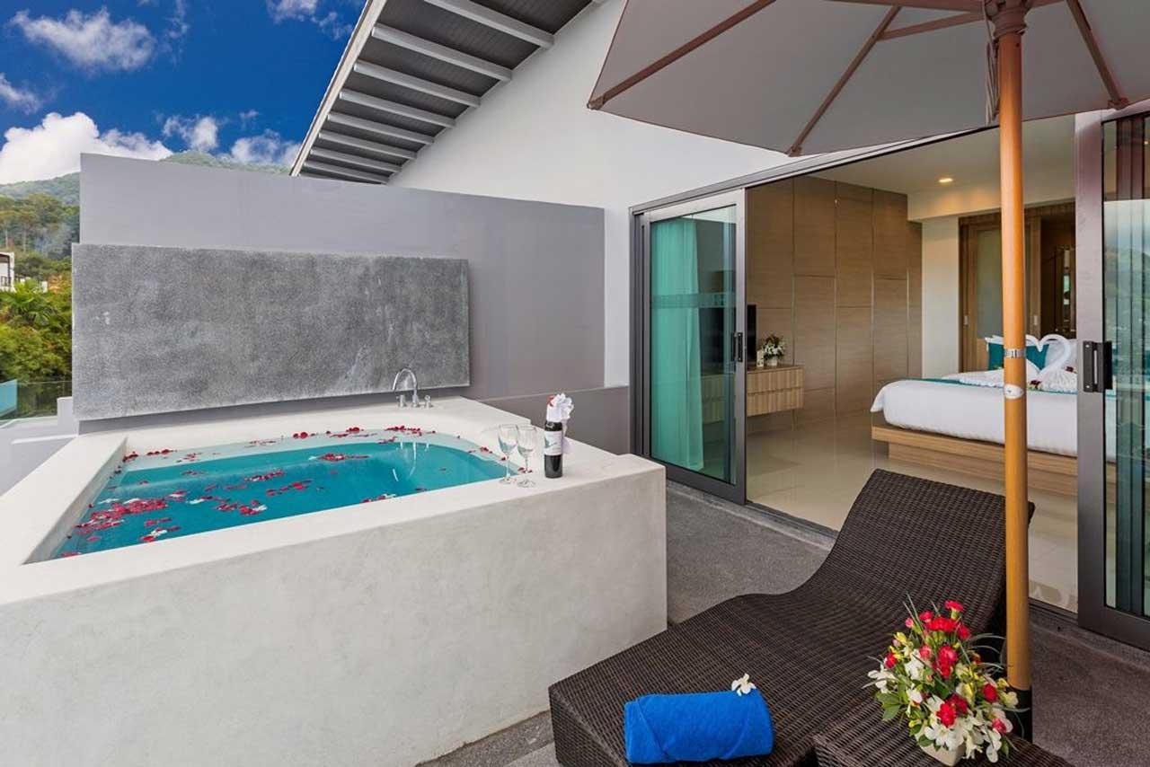 Phuket Holiday Service Real Estate Projects Phuket Thailand About Patong Bay Hill Resort1