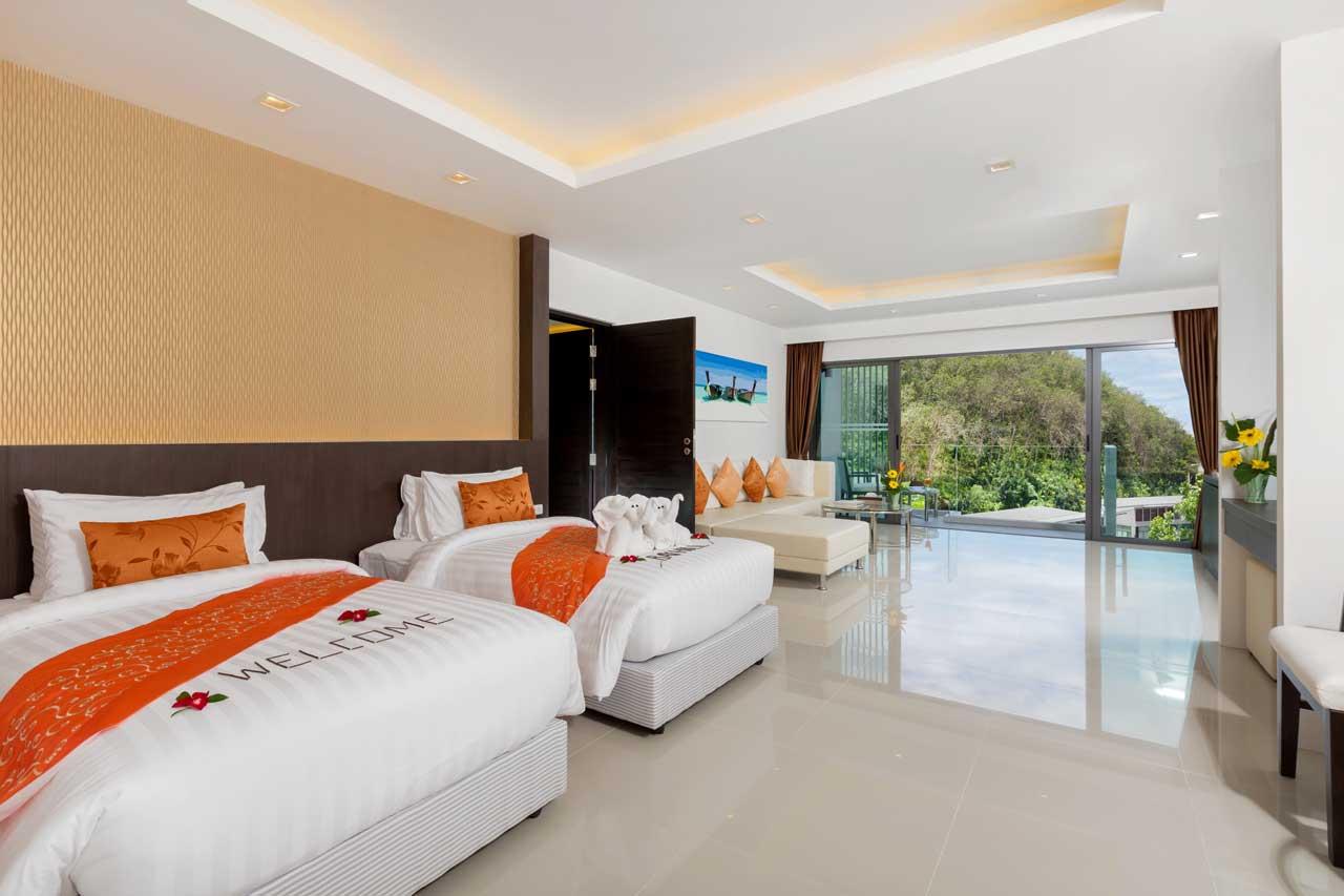 Phuket Holiday Service Real Estate Projects Phuket Thailand About Patong Bay Hill Resort12