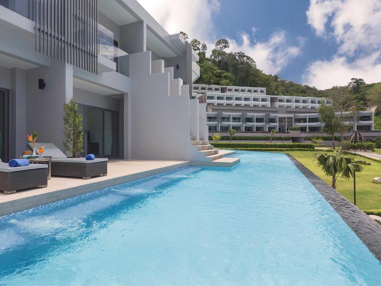 Phuket Holiday Service Real Estate Projects Phuket Thailand About Patong Bay Hill Resort2