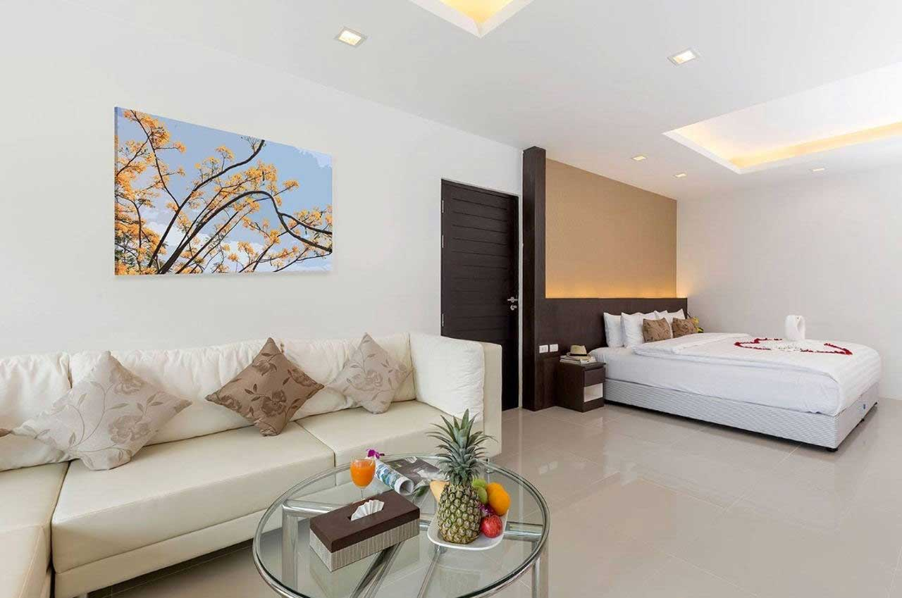Phuket Holiday Service Real Estate Projects Phuket Thailand About Patong Bay Hill Resort5