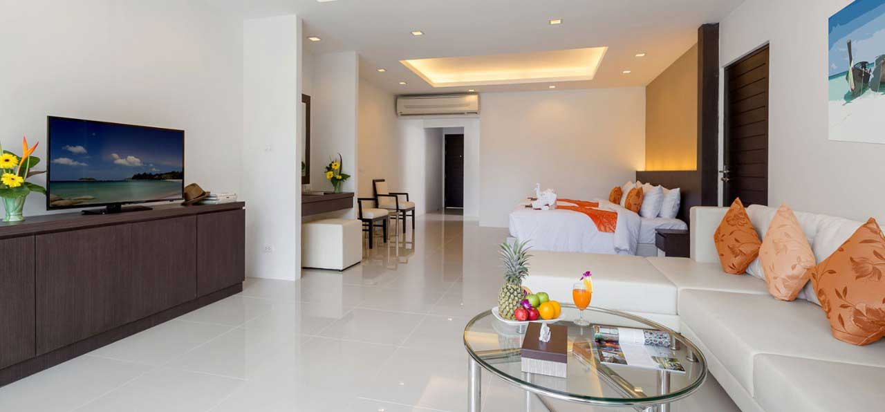 Phuket Holiday Service Real Estate Projects Phuket Thailand About Patong Bay Hill Resort7