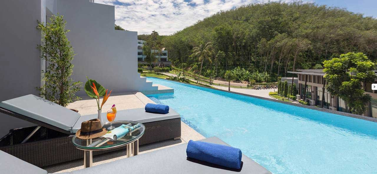 Phuket Holiday Service Real Estate Projects Phuket Thailand About Patong Bay Hill Resort8