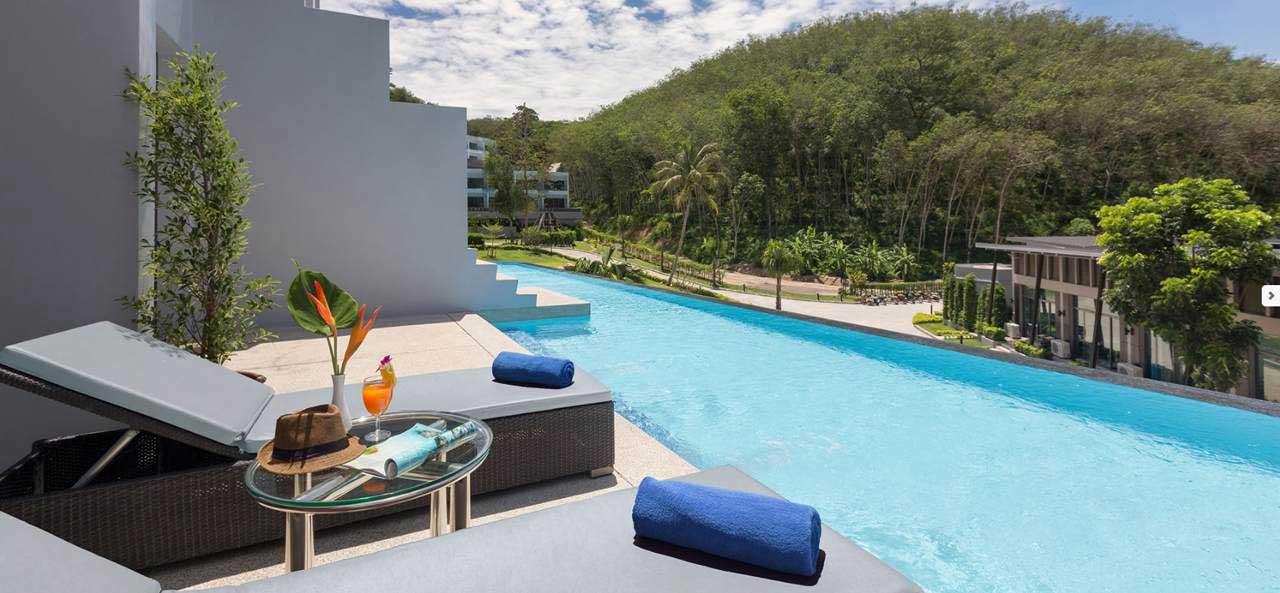 Phuket Holiday Service Real Estate Projects Phuket Thailand About Patong Bay Hill Resort8