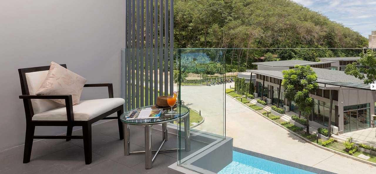 Phuket Holiday Service Real Estate Projects Phuket Thailand About Patong Bay Hill Resort9