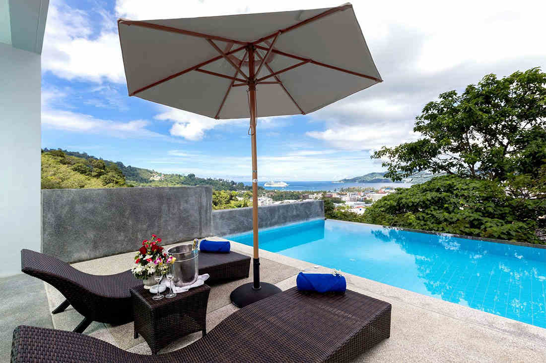Phuket Holiday Service Real Estate Projects Real Estate Patong Bay Hill Resort 14