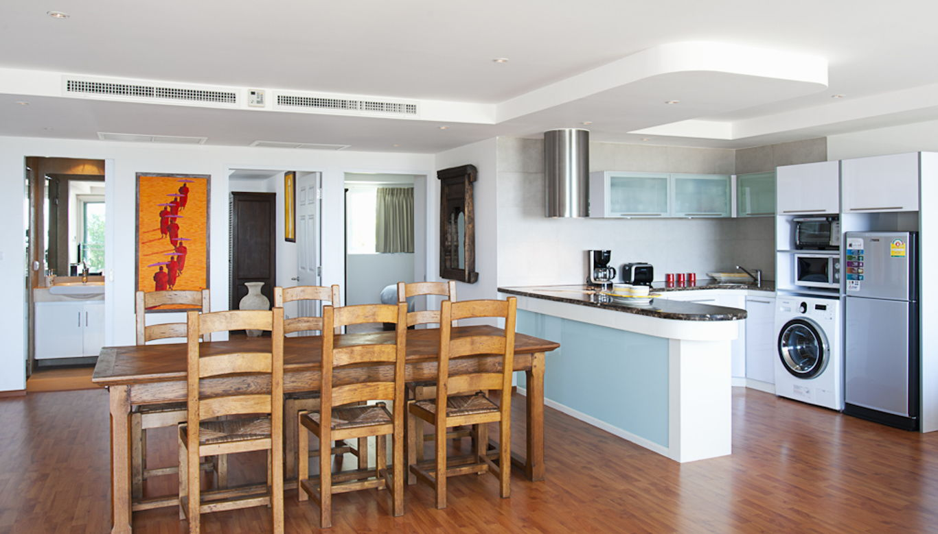 Phuket Holiday Services Kata Ocean View Residence 2 Bedroom Diamond Dining
