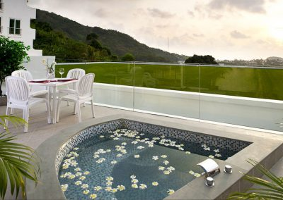 Phuket Holiday Services Kata Ocean View Residence 2 Bedroom Jacuzzi 2