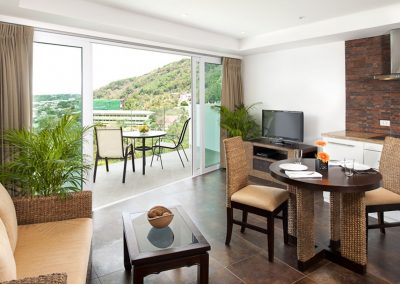 Phuket Holiday Services Kata Ocean View Residence 2 Bedroom Ruby Living