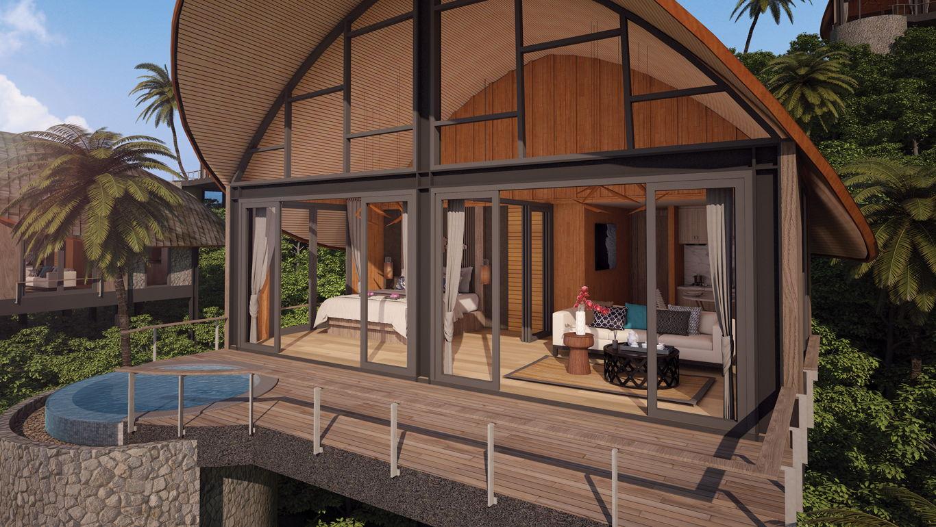 Phuket Holiday Services Naka Bay Sea View Cottages 01