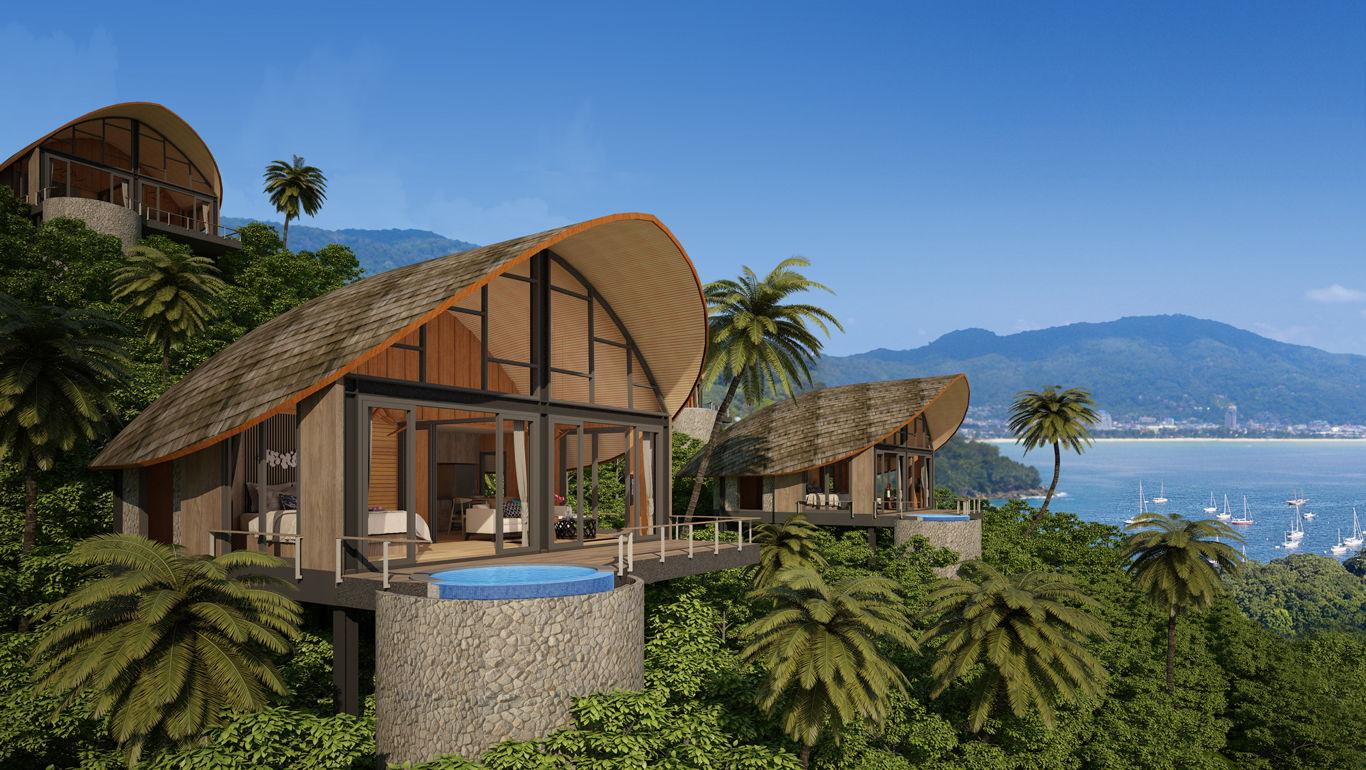 Phuket Holiday Services Naka Bay Sea View Cottages 03