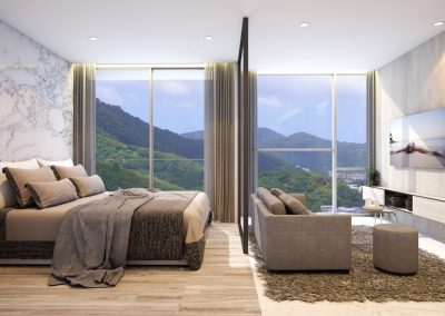 Phuket Holiday Services Patong Bay Hill 2 Bedroom