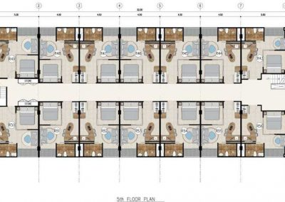 Phuket Holiday Services Patong Bay Residence Floor Plan 1100px 08