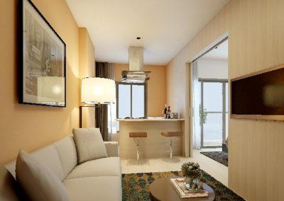 Phuket Holiday Services Patong Bay Residence Phase 2 Interior 02