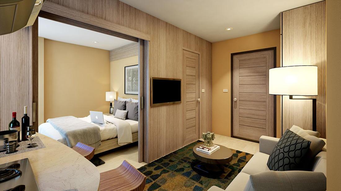 Phuket Holiday Services Patong Bay Residence Phase 2 Interior