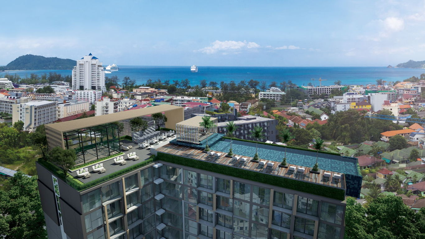 Phuket Holiday Services Patong Bay Residence Phase 3 Exterior 02