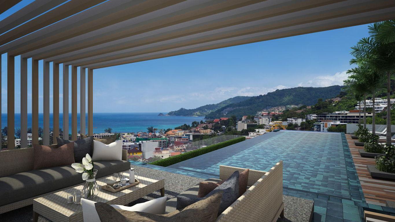 Phuket Holiday Services Patong Bay Residence Phase 3 Exterior 04