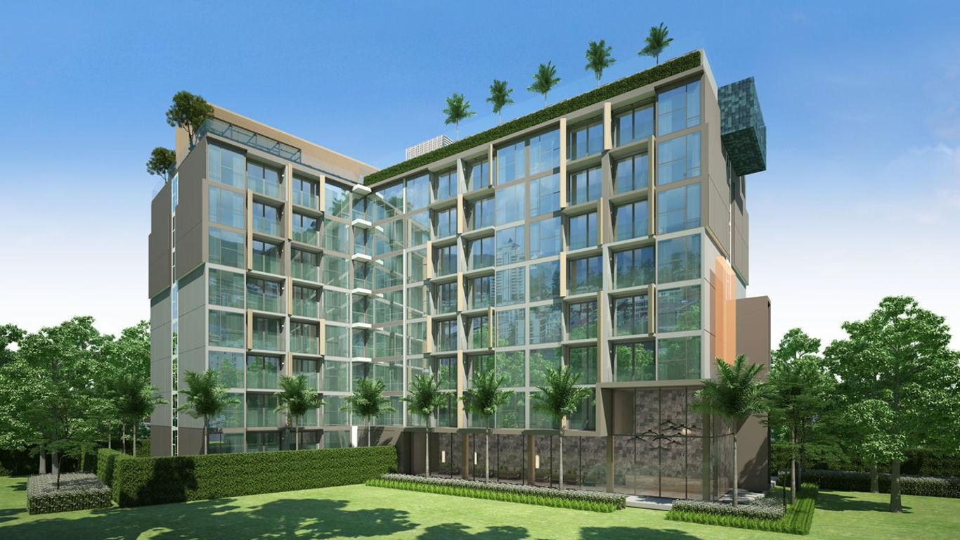 Phuket Holiday Services Patong Bay Residence Phase 3 Exterior