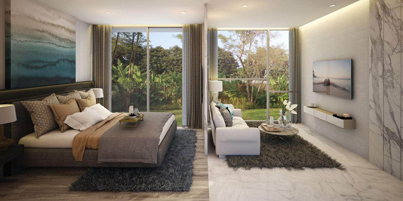 Phuket Holiday Services Patong Bay Residence Phase 3 Interior 05