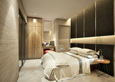 Phuket Holiday Services Patong Bay Residence Phase 4 Bedroom Layout
