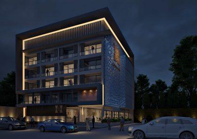 Phuket Holiday Services Patong Bay Residence Phase 4 Exterior