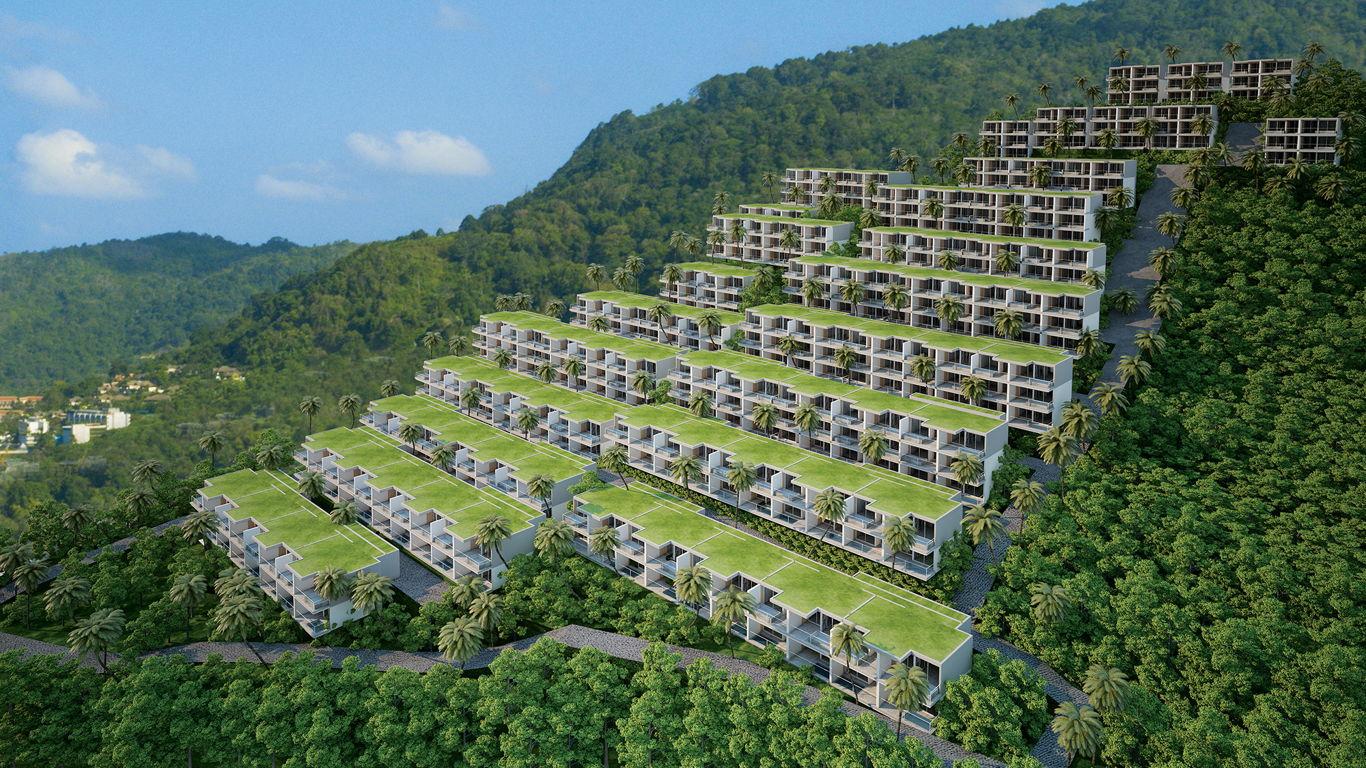 Phuket Holiday Services Patong Bay Seaview Residence Exterior 01