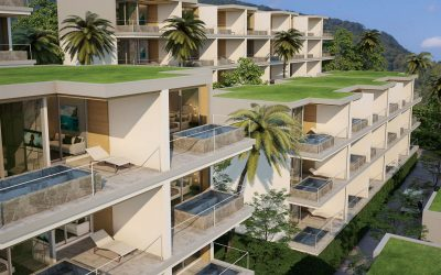 The ultimate Residence overlooking Patong Bay