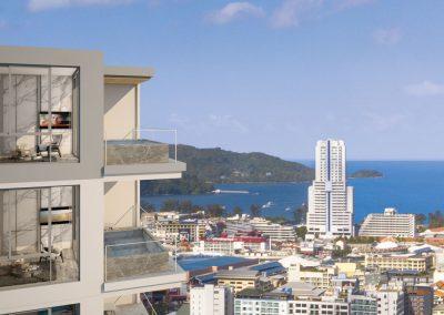 Phuket Holiday Services Patong Bay Seaview Residence Exterior 04
