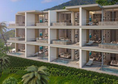 Phuket Holiday Services Patong Bay Seaview Residence Exterior 05