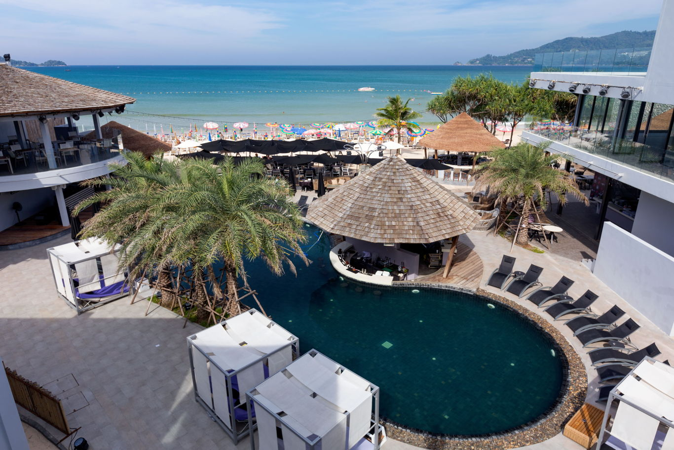 Phuket Holiday Services The Bay And The Beach Club Exterior