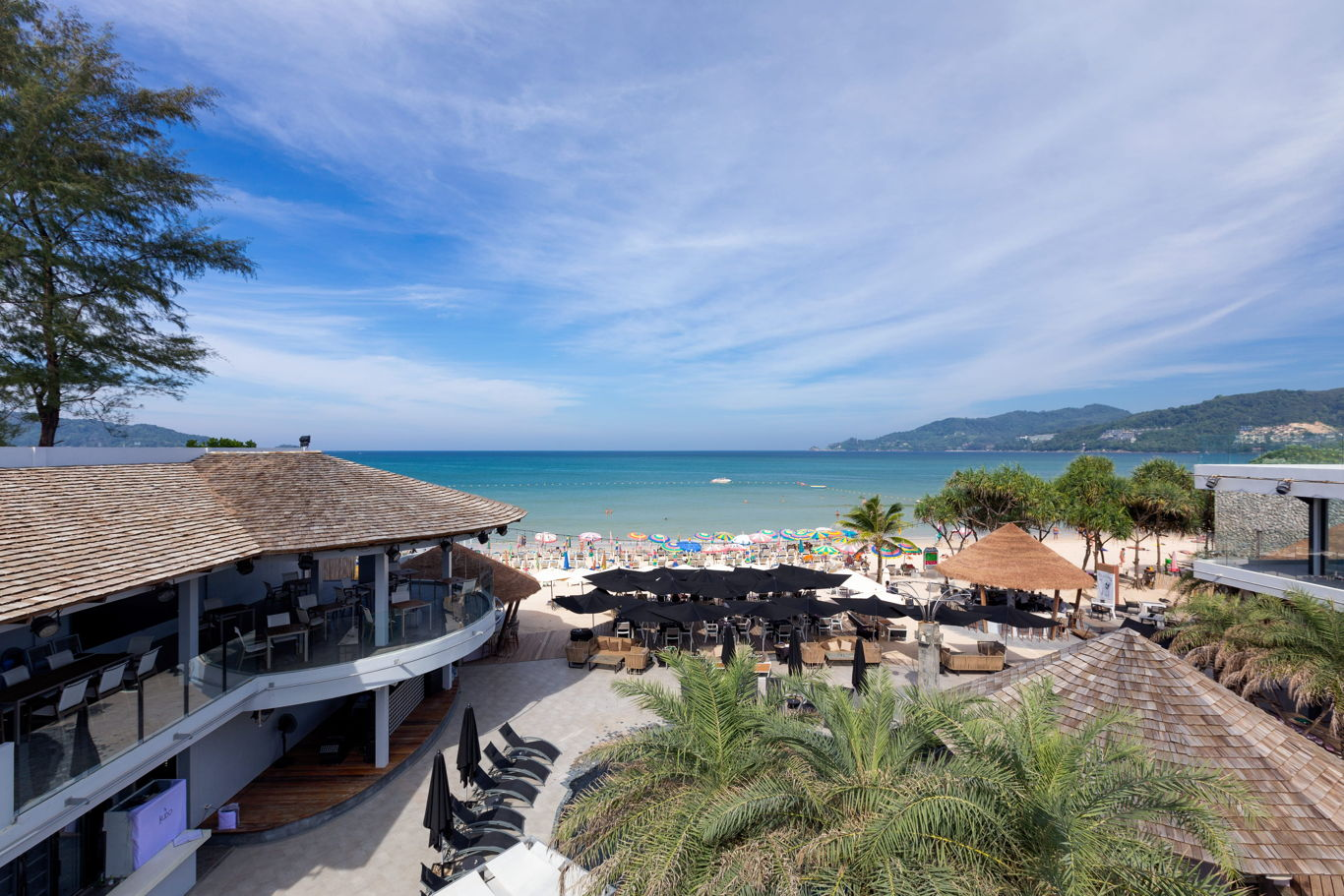 Phuket Holiday Services The Bay And The Beach Club Sea View