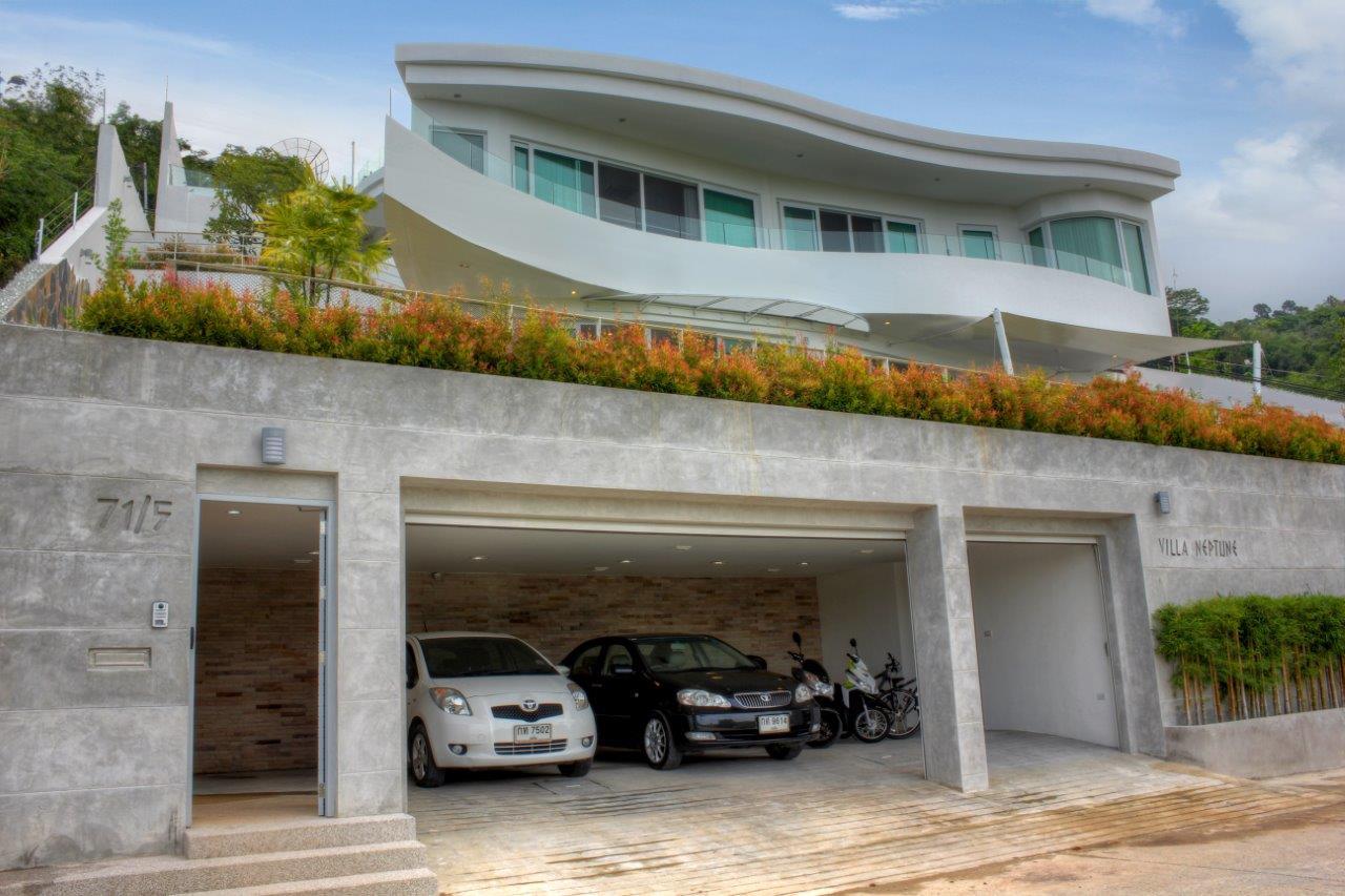 Phuket Holiday Services Villa Neptune Exterior02