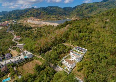 Phuket Holiday Services Villa Neptune Exterior06