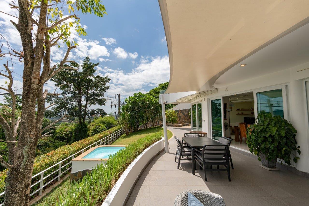 Phuket Holiday Services Villa Neptune Exterior12