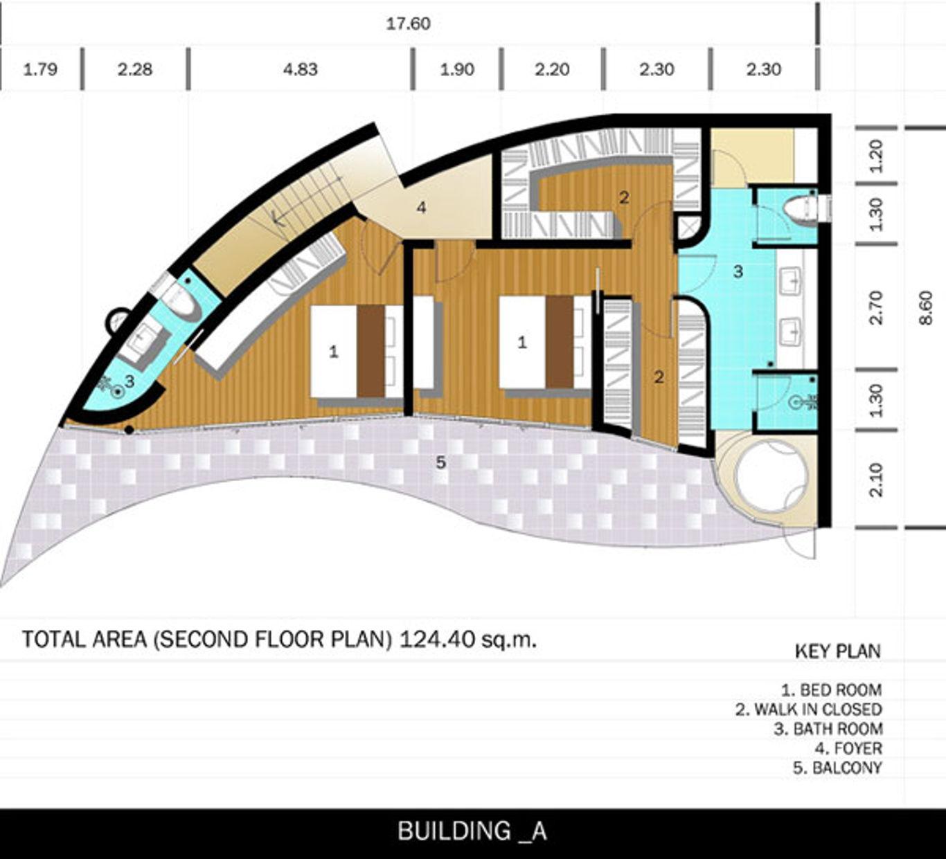 Phuket Holiday Services Villa Neptune Floor Plan 2