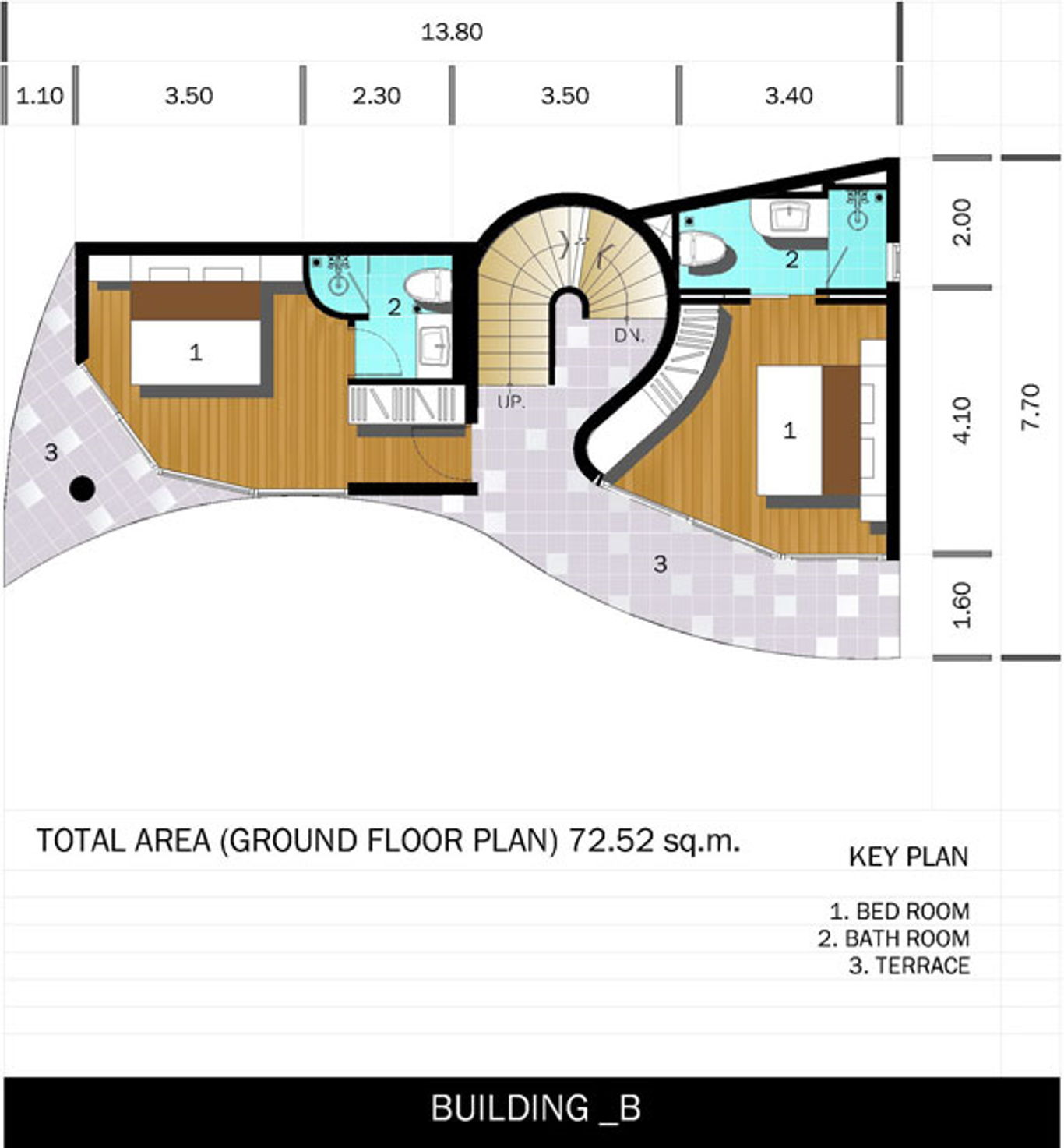 Phuket Holiday Services Villa Neptune Floor Plan 3