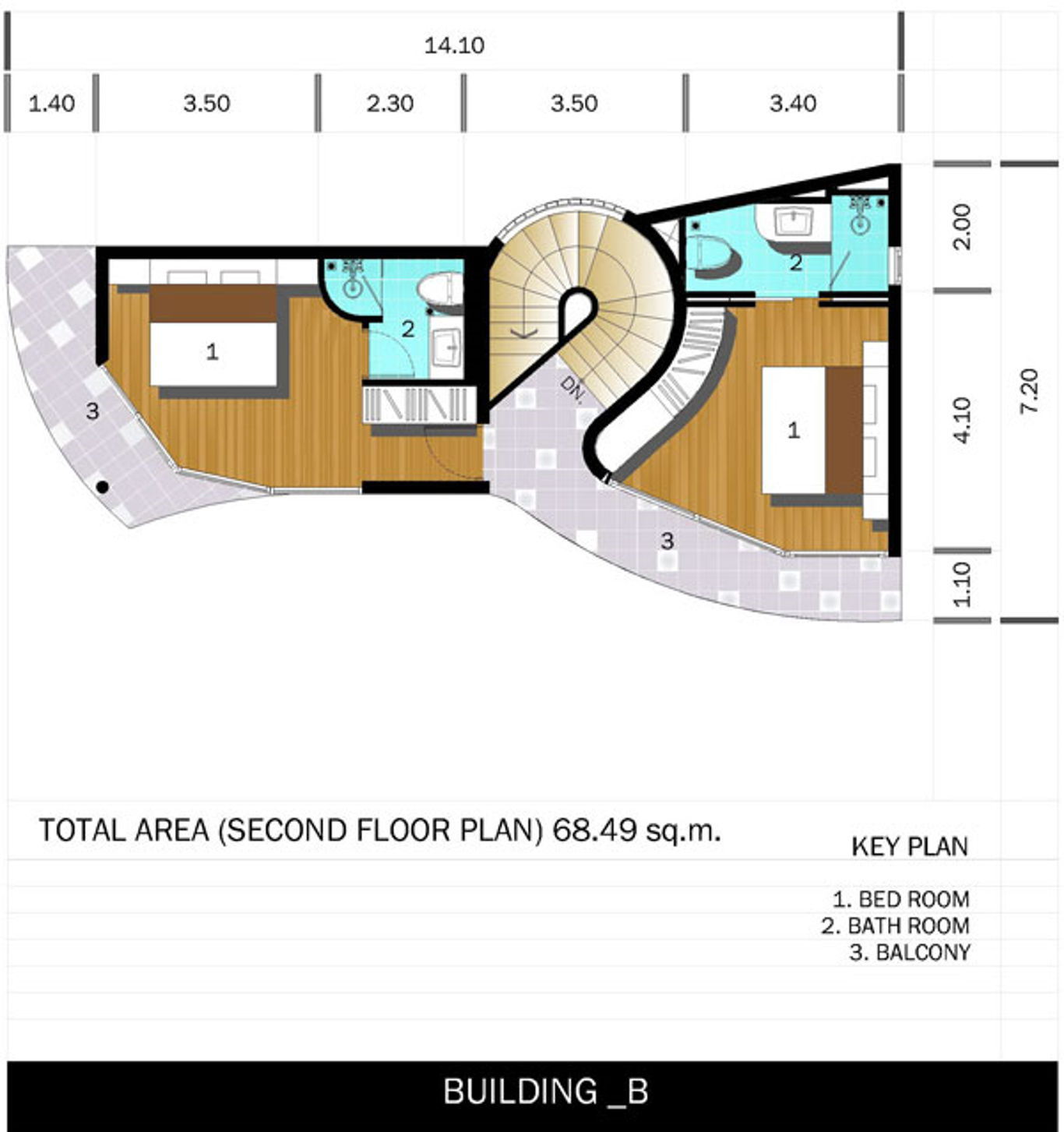 Phuket Holiday Services Villa Neptune Floor Plan 4