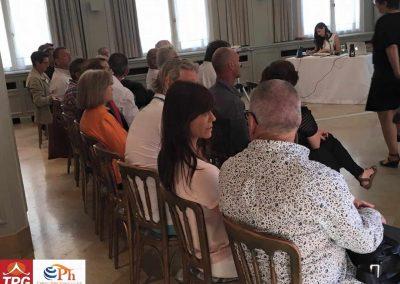 Presentation at Avignone (France) 2016