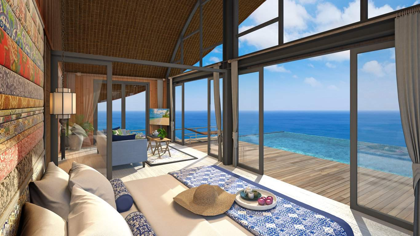 Kamala Bay Ocean View Cottages